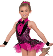 Girls Broadway Baby Costume