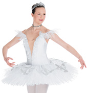 Girls Snowflakes Costume