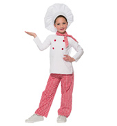 Womens Top Chef Costume