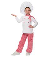 Girls Top Chef Costume
