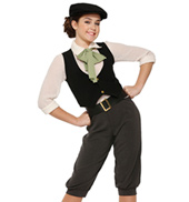 Womens Chimney Sweeps Costume