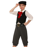 Girls Chimney Sweeps Costume