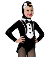 Girls March Of The Penguins Costume