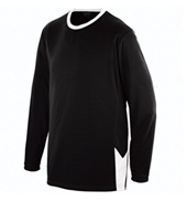 Adult Plus Size Long Sleeve Jersey