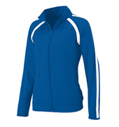 Ladies Zippered Jacket