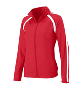 Girls Zippered Jacket