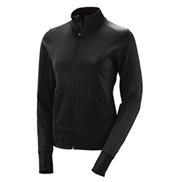Ladies Plus Size Zip Up Jacket