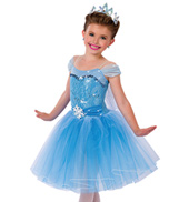 Child Elsa Off-the-Shoulder Character Costume Dress