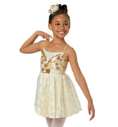 Adult Daughter Camisole Lyrical Costume Dress