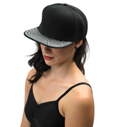 Adult Crystal Brim Baseball Cap