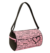 Dance is in My Heart Duffle Dance Bag