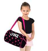 Hearts For Dance Duffel Bag