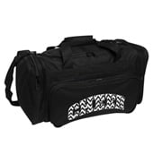 Chevron Cheer Team Duffle Bag