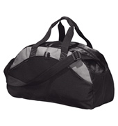 Small Contrast Duffle Bag