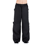 Child Cargo Pants with Drawstring Waist