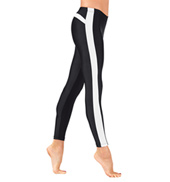 Adult Two-Tone Leggings
