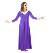 Womens V Front Worship Jumpsuit