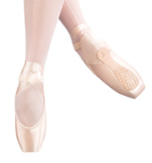 Airess Tapered Toe Pointe Shoe #6.5 Shank