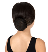 Sweet Lace Bun Cover