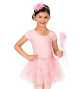 Girls Butterfly Tutu Set