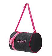 Polka Dot Dance Duffle