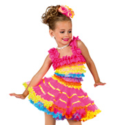 Girls One Fine Day Tutu Dress