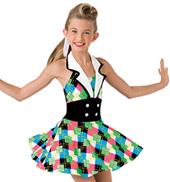 School Girl Swing