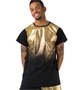 Gold Ombre T-Shirt