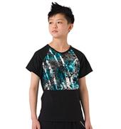 Foil Block T-Shirt