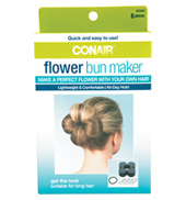Flower Bun Maker Kit