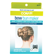 Bow Bun Maker Kit