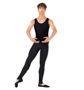 Mens Cotton Tank Unitard