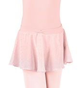 Child Georgette Skirt with Sequin Finish