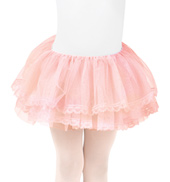 Girls Vaarida Frill & Lace Tutu