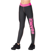 Sublimated Dance Legging