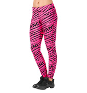Sublimated All Over Dance Legging