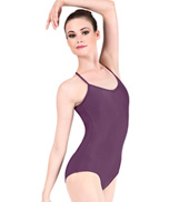 Adult Adjustable Strap Camisole Leotard