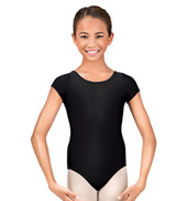 Child Short Sleeve Leotard