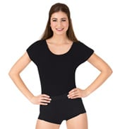 Adult Short Sleeve Bodysuit
