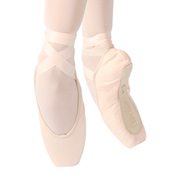 Womens Elista Canvas Pointe Shoes