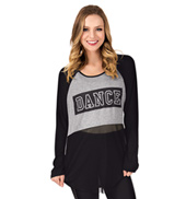 Adult Dance Long Sleeve Top