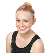 Royal Marquis Drop Hair Chain Headband