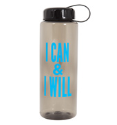 I Can & I Will Sports Water Bottle