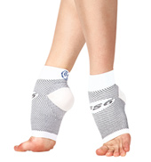 Adult Compression Foot Sleeve - 1 Pair
