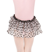 Child 3 Tier Dance Skirt