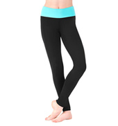 Girls Color Block Legging