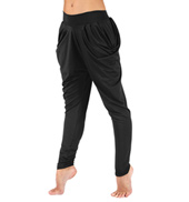 Adult Draped Harem Pants