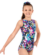 Girls Hologram Tank Leotard
