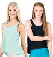 Girls Hi-Lo Tank Top