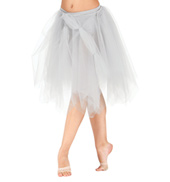 Adult Gathered Tulle Tutu Skirt